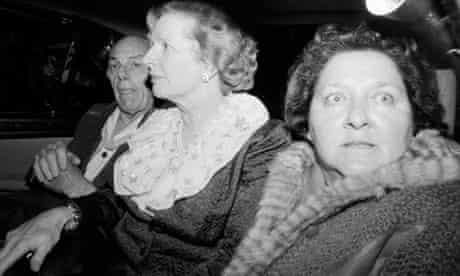 Thatchers and Cynthia Crawford