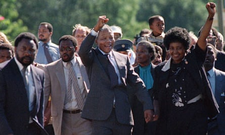 Mandela release
