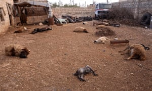 Khan al-Assal alleged chemical weapon attack