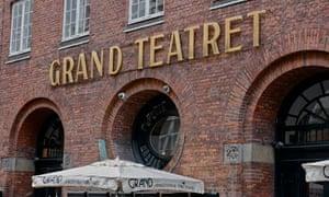 Grand Teatret, Copenhagen