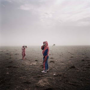 CIWEM : The winning photograph by Italian photographer, Michele Palazzi