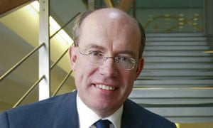 Former HBOS chief executive James Crosby