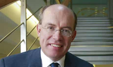 Former HBOS chief executive James Crosby