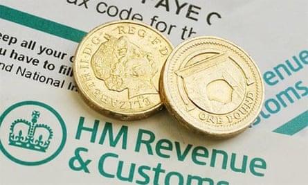 Taxation, HMRC