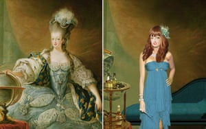 Pin-Ups From The Past: Marie Antoinette