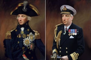 Pin-Ups From The Past: Horatio Nelson