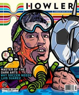 Beautiful Games: Howler magazine
