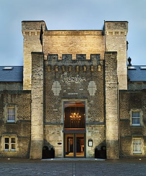 restaurant gallery: The Malmaison Hotel in Oxford