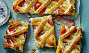 Bacon and egg pie: Margot Henderson