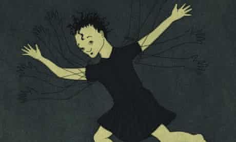 Raven Girl attempted flight