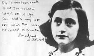 anne frank pictured in a 1942 photo wrote honestly about the changes her body went through photograph ap