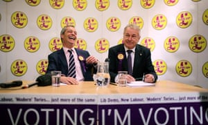Nigel Farage Richard Elvin