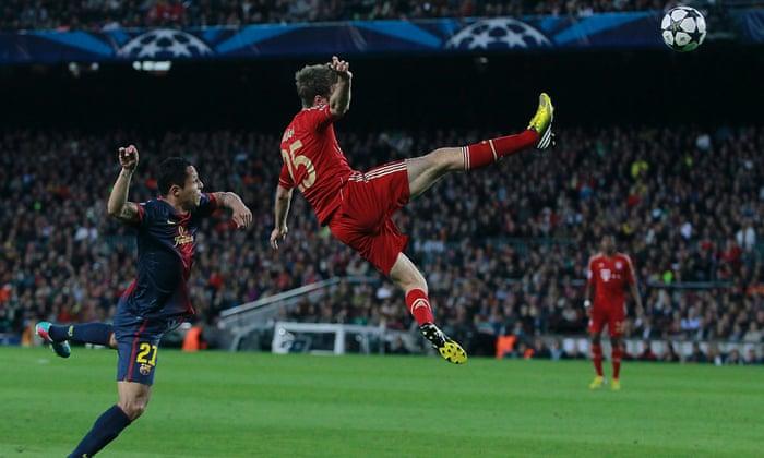 Barcelona V Bayern Munich As It Happened Scott Murray Football The Guardian