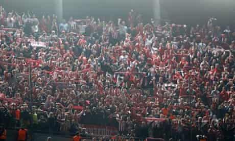 Bayern Munich supporters