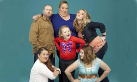 Honey Boo Boo and the Thompson clan