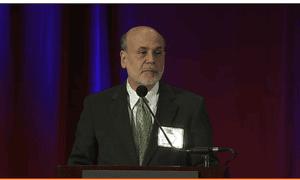 Bernanke prepares to speak
