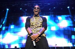 Week in music: Rapper Trey Songz