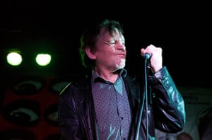 Week in music: The Fall Perform In York