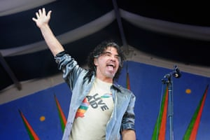 Week in music: John Oates at the New Orleans Jazz festival on 5 May