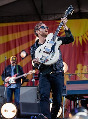 Week in music: 2013 New Orleans Jazz & Heritage Music Festival - Day 7