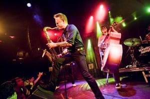Week in music: Los Coronas And Mambo Jambo Perform In Barcelona