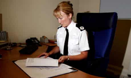 West Yorkshire's assistant chief constable Ingrid Lee