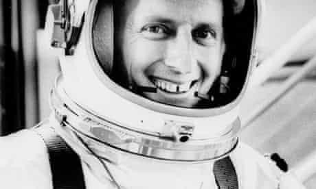 Astronaut Charles 'Pete' Conrad