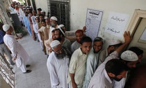 Pakistani elections