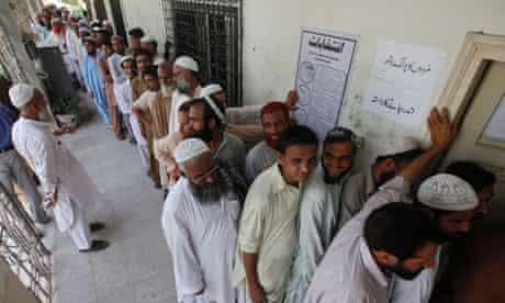 Pakistani elections