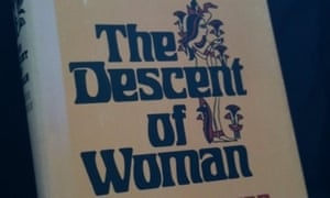 Cover of The Descent of Woman