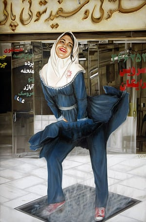 Muslima Elevatorgate