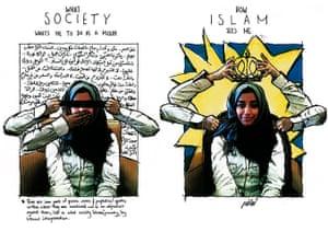 Muslima Exhibition: Diary of a Mad Arabian Woman - Tamadher al Fahal