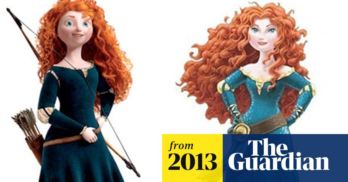 Brave Director Criticises Disney S Sexualised Princess Merida