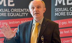 Michael Wardlow, chief commissioner of the Northern Ireland Equality Commission