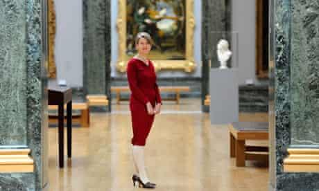 Penelope Curtis, director of Tate Britain