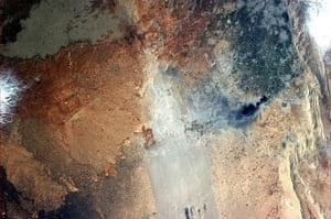 Chris Hadfield's images: Syria