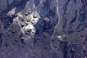 Chris Hadfield's images: Saudi Arabia