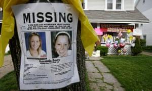 Amanda Berry missing poster