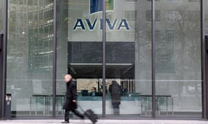 Aviva headquarters in London