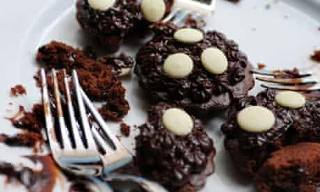 Delia Smith's chocolate cupcakes