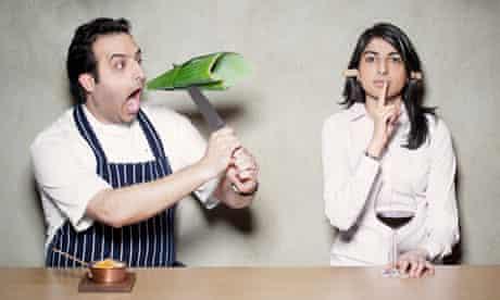 Karam and Sunaina Sethi at Trishna