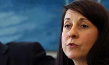 Labour care spokeswoman Liz Kendall