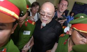 Gary Glitter convicted of child molestation in Vietnam