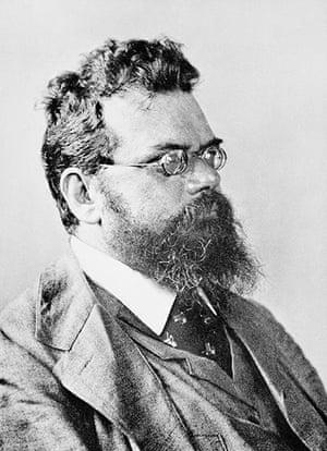 Readers': Physicist Ludwig Boltzmann