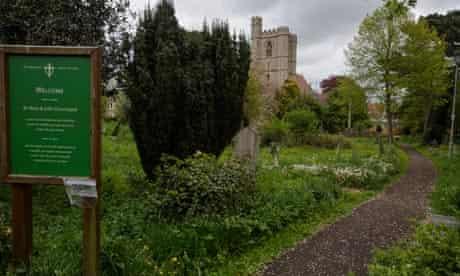 St Mary & John Churchyard