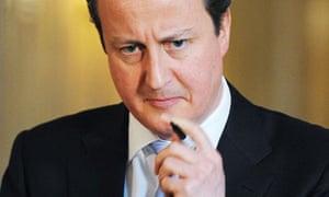 David Cameron has had to go further than originally announced on an EU referendum