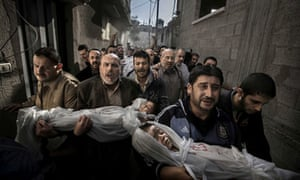 Gaza funeral, World Press Photo of the Year 2012