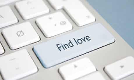 Internet dating keyboard
