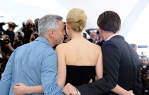 Gatsby photocall: 'The Great Gatsby' Photocall - The 66th Annual Cannes Film Festival