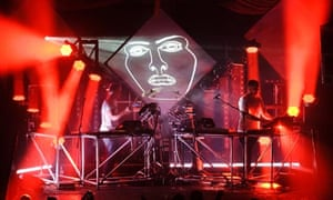 Disclosure Perform At Heaven